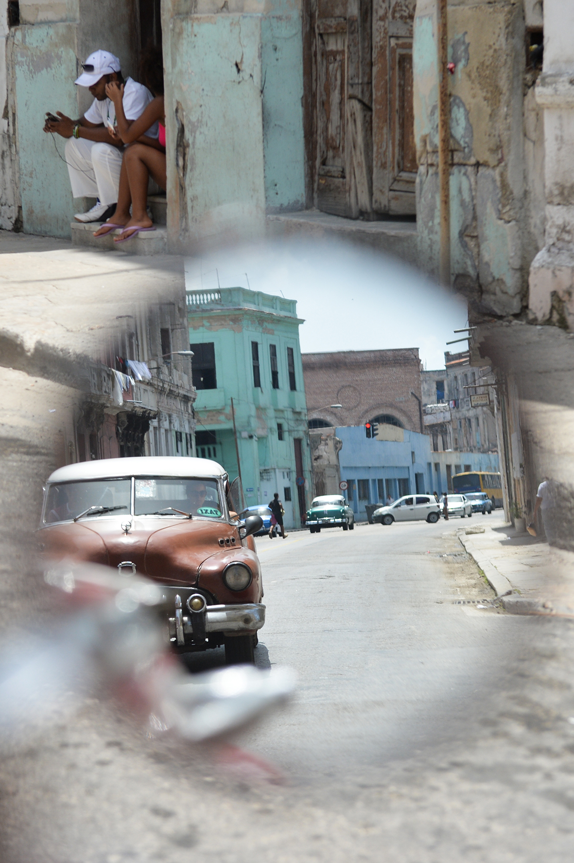 Photographe : A street show n°6