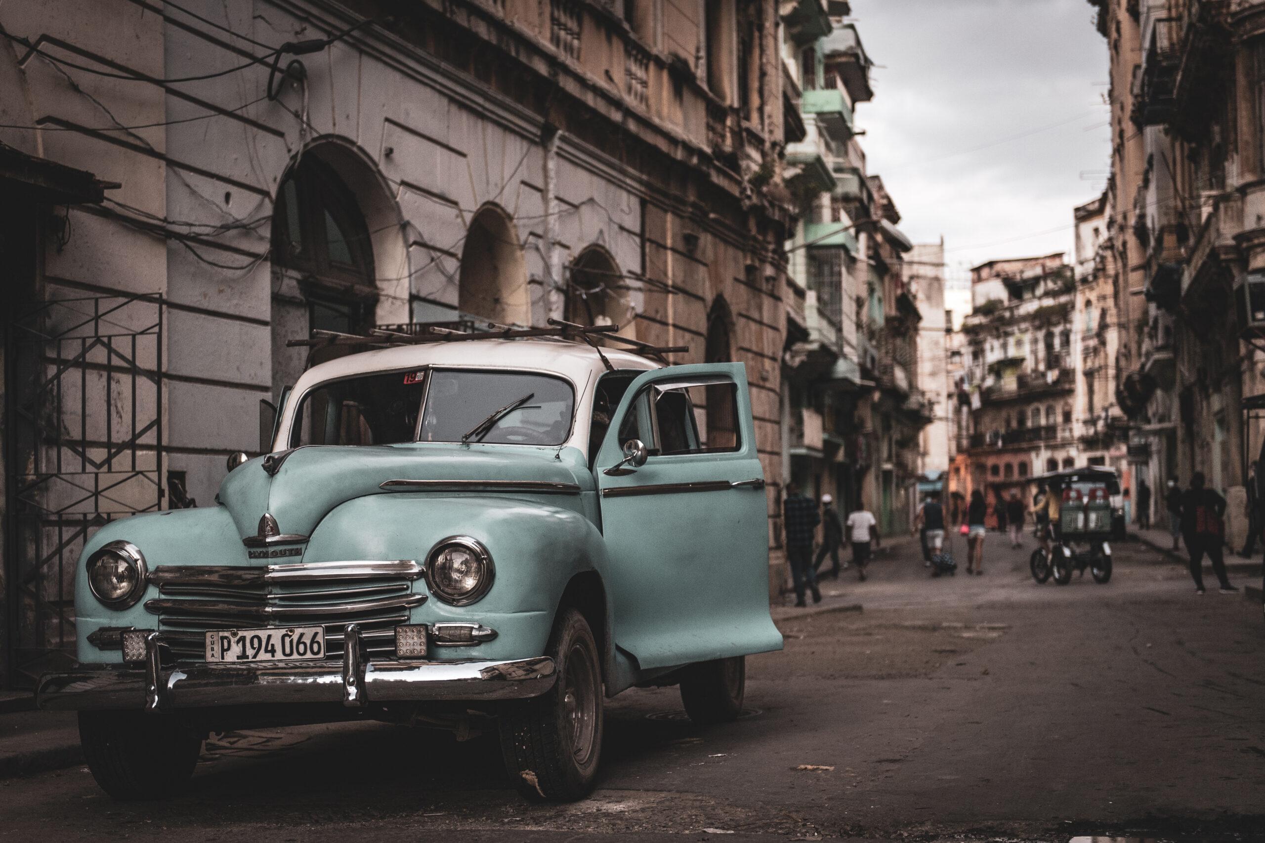 Photographe : Le temps Cubain n°9