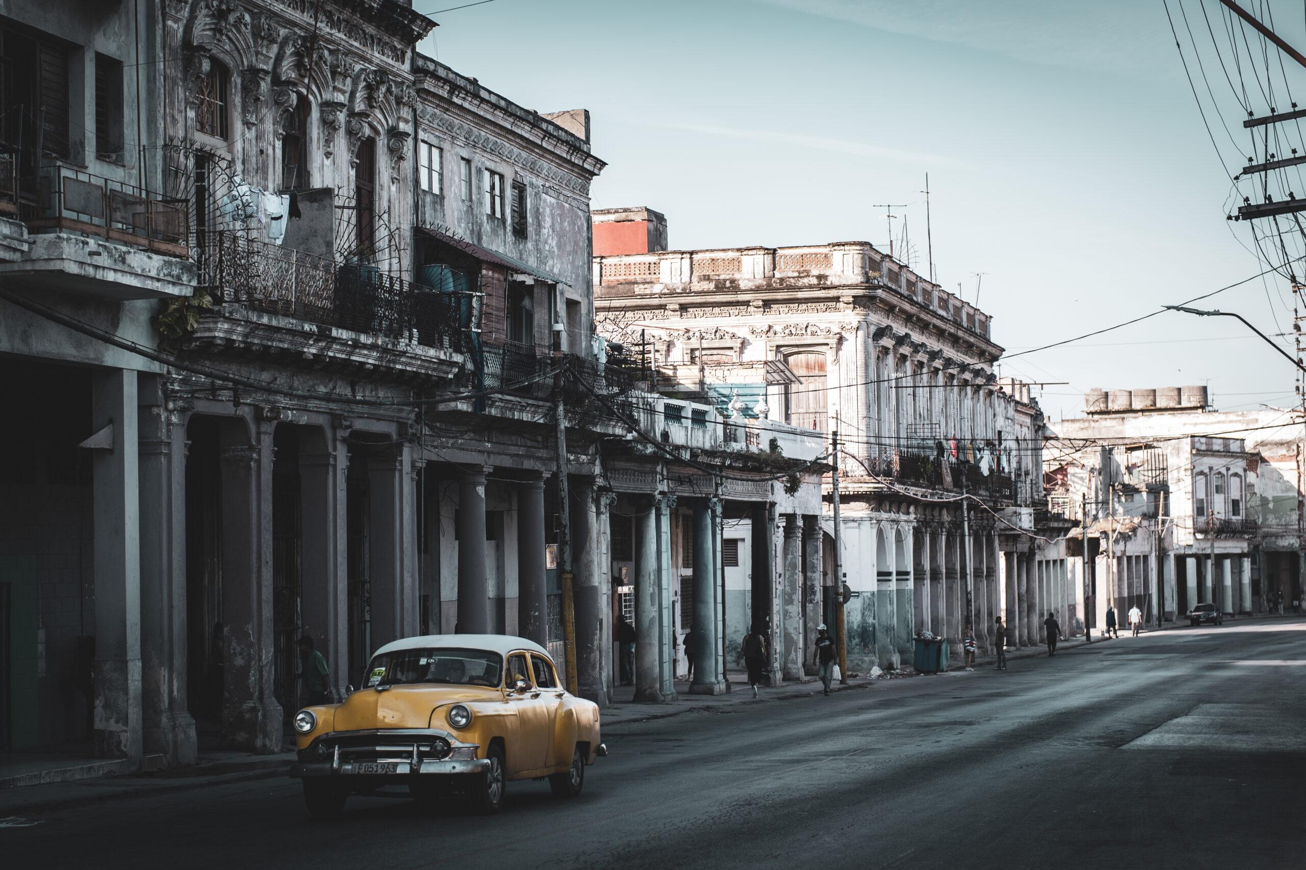 Photographe : Le temps Cubain n°6