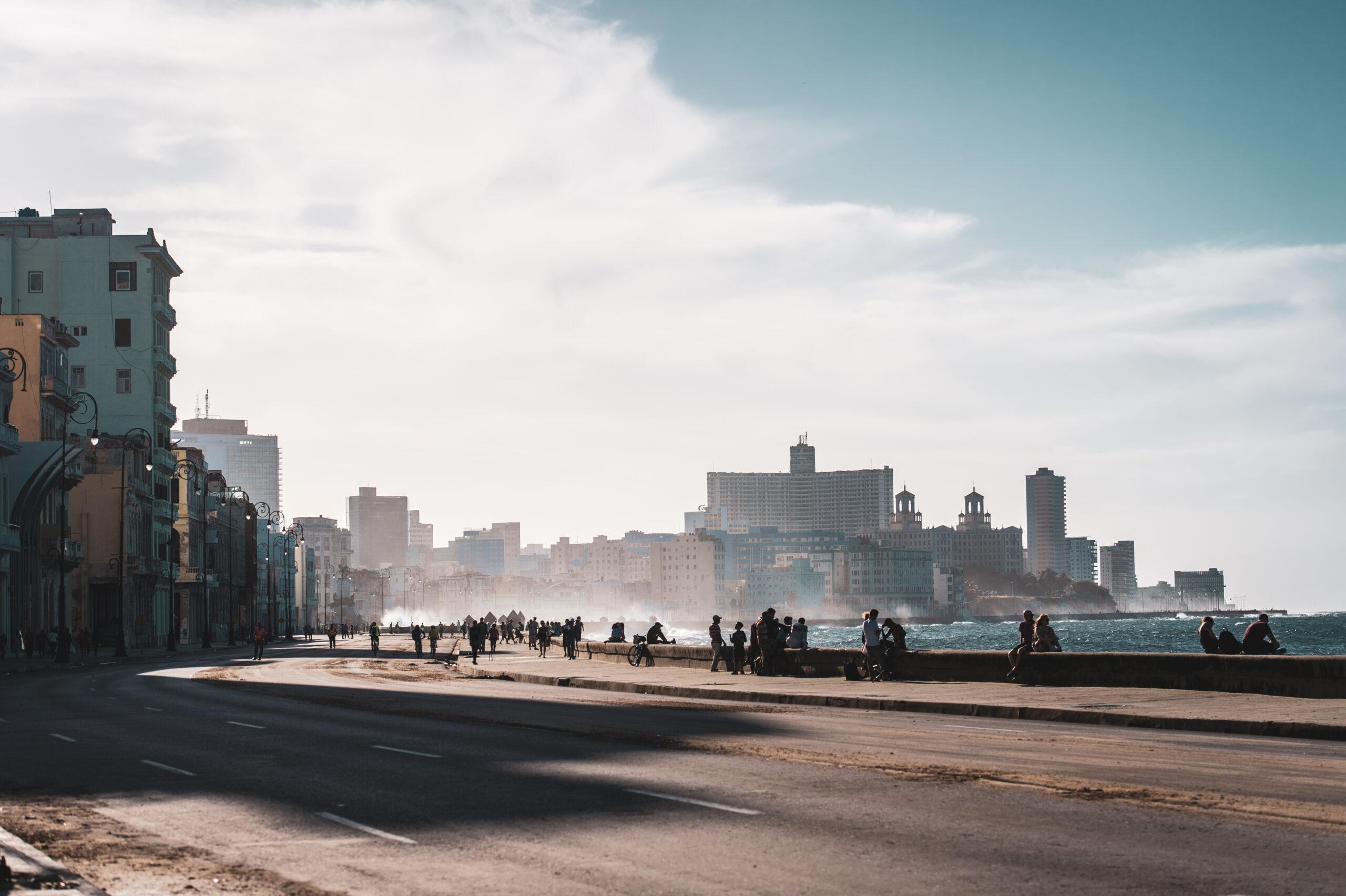 Photographe : Le temps Cubain Home